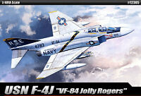 1/48 USN F-4J VF-84 Jolly Rogers #12305 ACADEMY HOBBY MODEL KITS