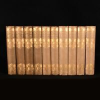 1898 10Vols The Novels of Jane Austen Winchester Edition 1st Edition Thus