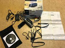 Sony DCR-SX21E Camcorder Zubehörpaket OVP, wenige benutzt, voll funktionstüchtig