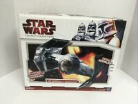 STAR WARS LEGACY COLLECTION DARTH VADER'S TIE ADVANCED X1 STARFIGHTER -