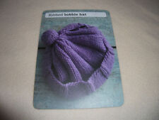 Chunky Women Crocheting & Knitting Patterns