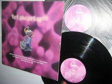 Triphoprisy II various artists TRIP HOP 2LP Squat Recordings ?SQULP 2