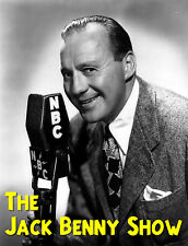 The Jack Benny Show - OTR - Old Time Radio - ALL KNOWN EPISODES - 4 MP3 DVDs