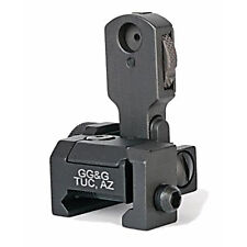 GG&G MAD Rear BUIS Sight w/ Ranging Aperture & Locking Detent - NEW GGG-1006RA