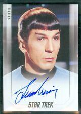 Star Trek Inflexions  Leonard Nimoy as Spock  Autograph Card