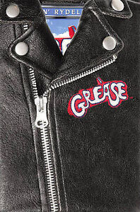Grease DVD 2008 Rockin' Rydell Edition with Black Leather Jacket