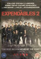 Expendables 2 New Sealed DVD