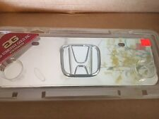 Honda H Front License Tag mini