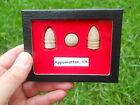 Old Rare Antique Civil War Relic Bullets CSA & US Miniballs Appomattox VA