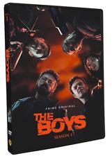 THE BOYS SEASON 1 -- Never Meet Your Heroes ( DVD 3-Disc Box Set ) BRAND NEW