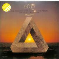 Sky - Mozart - Limited Edition Sealed - Yellow LP Vinyl Record