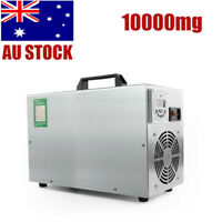 220V 10g Ozone Generator Sterilizer Disinfection Cleaner Machine Air Purifier