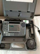 Sony ICF-SW55 ICF SW55 World Receiver + box&acces Wereld ontvanger LW/MW/SW/FM