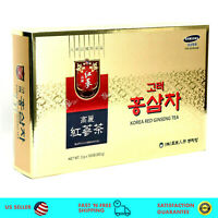 Anti Stress Fatigue Korean Red Ginseng Extract Red Ginseng Root Tea 3g x 100bags