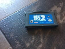 Ice Age 2: The Meltdown (Nintendo Game Boy Advance, 2006) Used Free US S/H