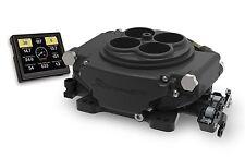 Holley SNIPER EFI 550-511 Self Tuning BLACK Ceramic 4 Barrel Conversion Kit GAS