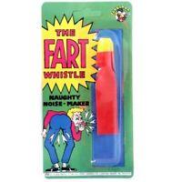 The Fart Whistle Classic Novelty Prank Funny Item Practical Joke Funnyman J/50