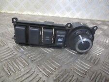 2011 NISSAN NAVARA SEAT HEAT DOOR LOCK 2WD 4H CONTROL SWITCH PANEL 68492-EB300