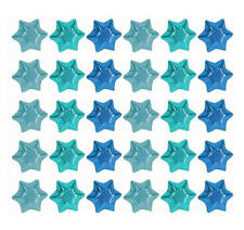 100 CADBURY CHOCOLATE STARS BLUE MIX-CHRISTMAS WEDDING BABY SHOWER FATHER'S DAY