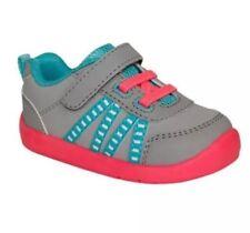 Garanimals Infant Girls Athletic Shoes Gray & Pink Size 2