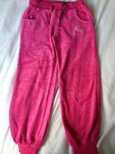 M&S Hello Kitty? tagliata Jogging Tuta Bottoms Pantaloni, in buonissima condizione, età 9 anni