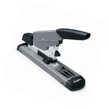 Swingline Heavy Duty Stapler, 160 Sheets Capacity, Desktop, Manual, Black/Gray (
