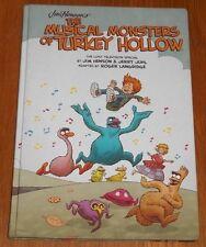 Musical Monsters of Turkey Hollow by Jim Henson (Hardback)< 9781608864348