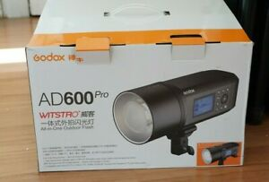 GODOX AD600 PRO WITSTRO ALL-IN-ONE OUTDOOR FLASH