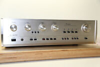 Accuphase Stereo High End Amplifier Model E-204 Champagner Sehr SELTEN TOP