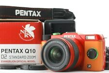 【BRAND NEW】PENTAX DIGITAL CAMERA Q10 SLR EVANGELION TYPE 02 ASUKA from JAPAN