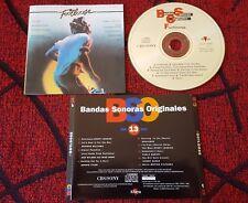 FOOTLOOSE *Soundtrack* VERY RARE 1995 Spain PRESS CD KENNY LOGGINS Bonnie Tyler