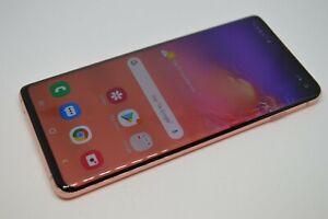 Samsung Galaxy S10 SM-G973U - 128GB - Flamingo Pink (Unlocked) GSM CDMA #L421