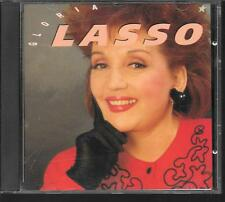 CD ALBUM 9 TITRES--GLORIA LASSO--GLORIA LASSO---1990