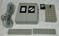 Lego Eisenbahn 12V Schienen Weichen umrüst Set 7863 zu 7858 , 7859