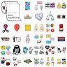 Cartoon Enamel Piercing Brooch Pin Collar Pin Badge Corsage Jewelry Women Gift