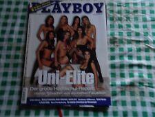 Zeitschrift Playboy April 2004
