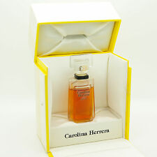 Vintage Carolina Herrera perfume parfum 1 oz original formula
