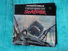 SORCERER TANGERINE DREAM LP MCA 2806 UK 1977 A2/B1 EX+ / EX