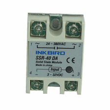 INKBIRD Temperature Controller Relay 40 A SSR  24-380VAC Accessories replacement