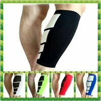 Unisex Sports Leg Calf Leg Brace Support Stretch Sleeve Compression Running Hot