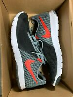 Nike Flex Experience RN 6 Men's Shoe; Size:10.5  |Color:Black, Red, Grey /PREOWN