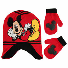 Disney Mickey Clubhouse Hat and Mittens Cold Weather Set 37fadcce32c6
