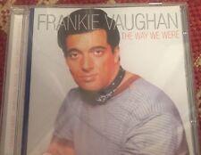 CD Music Frankie Vaughan The Way We Were