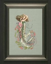 """SALE! COMPLETE XSTITCH KIT """"THE SOUTH SEAS MERMAID MD92"""" by Mirabilia"""
