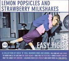 LEMON POPSICLES AND STRAWBERRY MILKSHAKES - EASY TIGER (NEW SEALED 3CD)