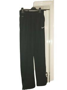 Boys Nike Dri-fit Tracksuit Bottoms, Age 13-15 yrs