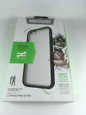 New Bodyguardz Contact Iphone 6 Plus Iphone 6s Plus Clear and Green Side