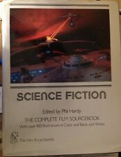 SCIENCE FICTION Film Sourcebook Encyclopedia1984 Phil Hardy MORROW 1st Edition