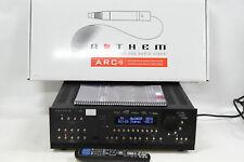 ANTHEM AVM50V 3D Multi Channel Preamplifier A/V Processor & ARC Setup Microphone