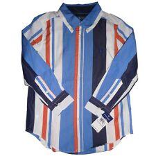 Festliche gestreifte Ralph Lauren Jungen-T-Shirts, - Polos & -Hemden